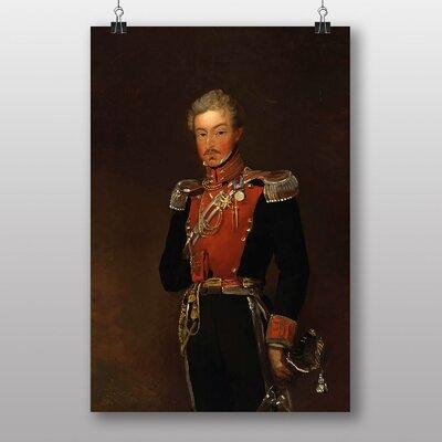Big Box Art Charles King by William Salter Art Print