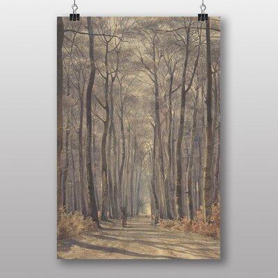 Big Box Art The Woods by Sir Edward John Poynter Art Print