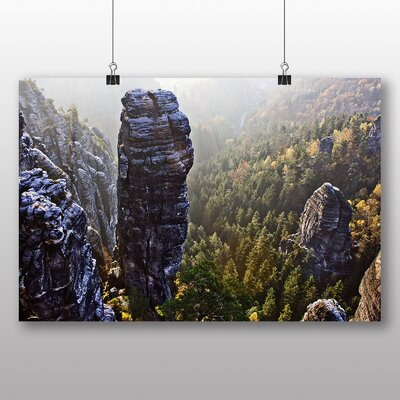 Big Box Art Saxon Switzerland Photographic Print