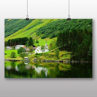 Big Box Art Norway Landscape No.5 Photographic Print