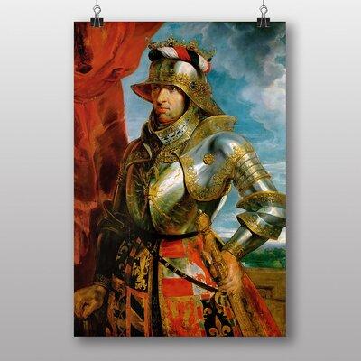 Big Box Art Emperor Maximilian by Peter Paul Rubens Art Print