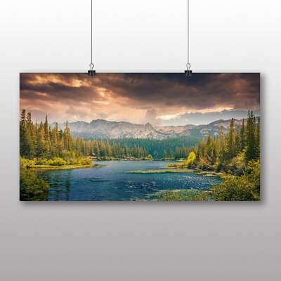 Big Box Art Striking Landscape Photographic Print