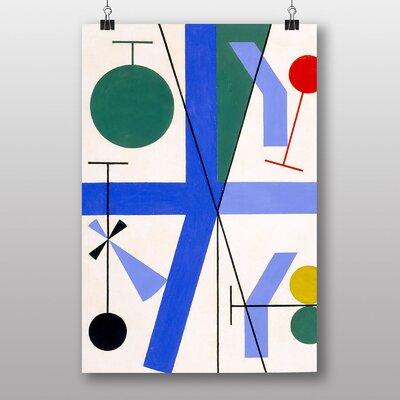 Big Box Art Arp Composition by Sophie Teauber Graphic Art