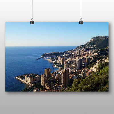 Big Box Art Monte Carlo Monaco Photographic Print