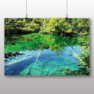 Big Box Art Plitvice Lakes Croatia No.3 Photographic Print