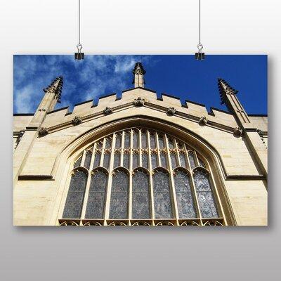 Big Box Art Oxford University Photographic Print