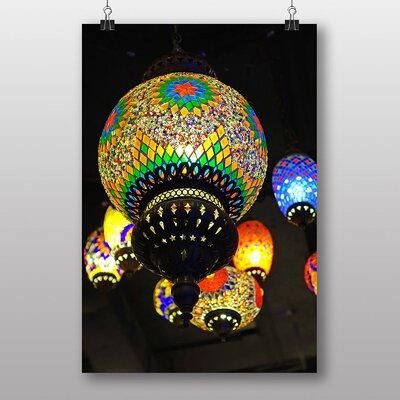 Big Box Art Paper Lanterns Photographic Print