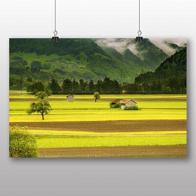 Big Box Art Switzerland Landscape No.1 Photographic Print