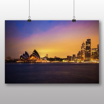 Big Box Art Sydney Opera House Harbour Australia No.9 Photographic Print