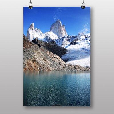 Big Box Art Patagonia Argentina Glacier Photographic Print