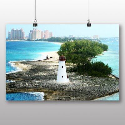 Big Box Art The Bahamas Beach No.4 Photographic Print