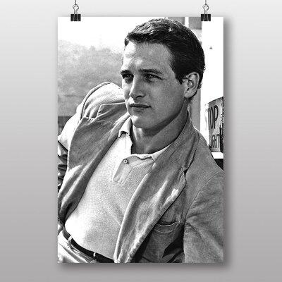 Big Box Art Paul Newman Photographic Print