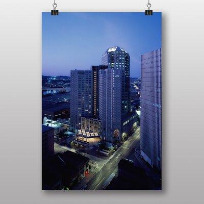 Big Box Art Pittsburgh Pennsylvania USA Photographic Print