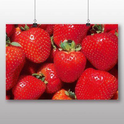 Big Box Art Strawberries Photographic Print