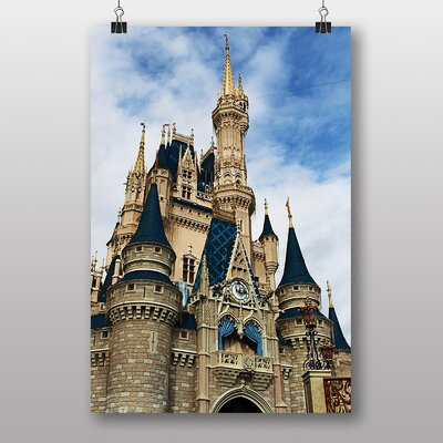 Big Box Art Magic Kingdom Florida Orlando USA Photographic Print