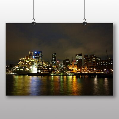 Big Box Art Sydney Harbour Australia No.9 Photographic Print