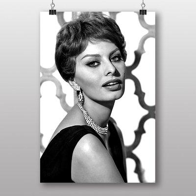 Big Box Art Sophia Loren Photographic Print