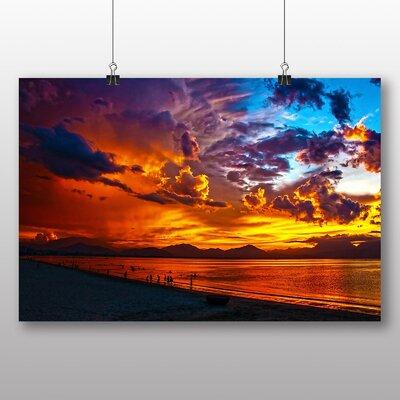 Big Box Art Vietnam Beach Photographic Print