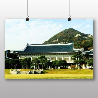 Big Box Art South Korea Photographic Print