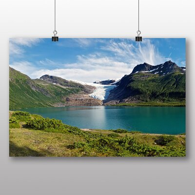 Big Box Art Norway Landscape No.1 Photographic Print