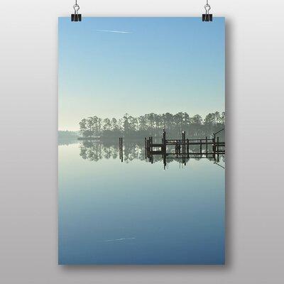 Big Box Art North Carolina Lake USA Photographic Print