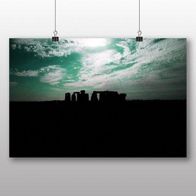 Big Box Art Stonehenge No.2 Photographic Print