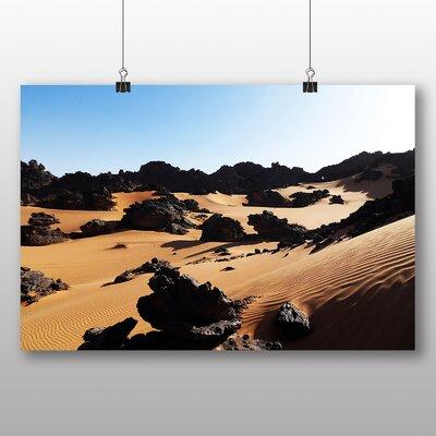 Big Box Art Sand Libya No.1 Photographic Print