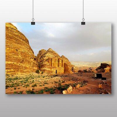 Big Box Art Petra Jordan No.1 Photographic Print