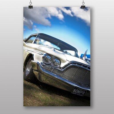 Big Box Art Vintage Classic Car No.4 Photographic Print