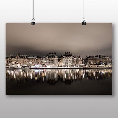 Big Box Art Sweden Landscape No.9 Photographic Print