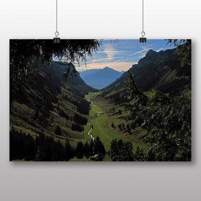 Big Box Art The Alps Switzerland Photographic Print