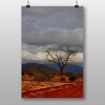 Big Box Art Safari Kenya Landscape Africa No.4 Photographic Print