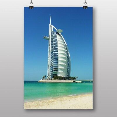 Big Box Art The Burj al Arab Dubai Photographic Print
