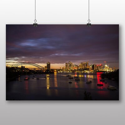 Big Box Art Sydney Harbour Australia No.8 Photographic Print