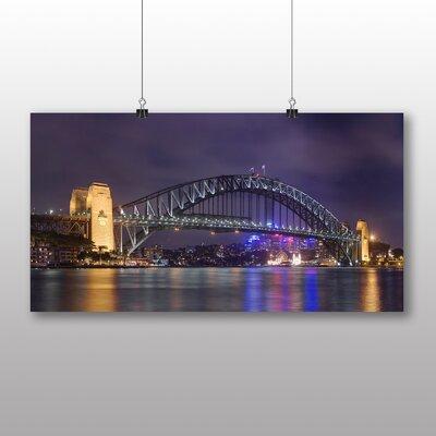 Big Box Art Sydney Harbour Bridge Photographic Print