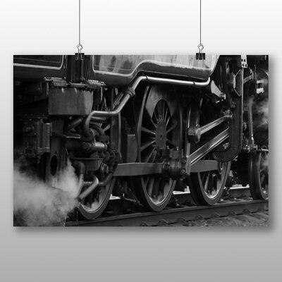 Big Box Art Train Locomotive No.2 Photographic Print