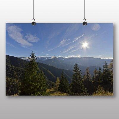 Big Box Art Tatry Slovakia Mountains Photographic Print