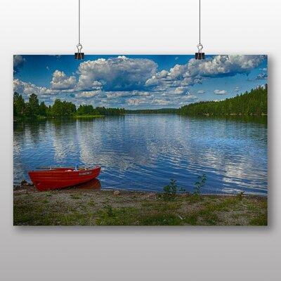 Big Box Art Sweden Landscape No.12 Photographic Print
