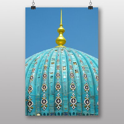 Big Box Art The Mosque Istanbul Photographic Print
