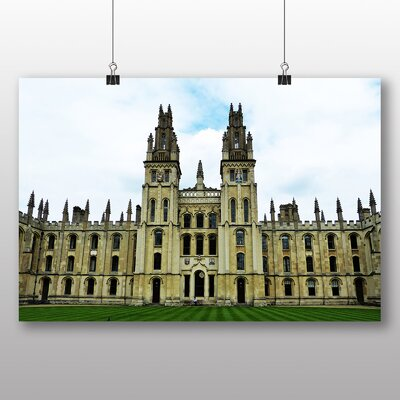 Big Box Art University of Oxford Photographic Print