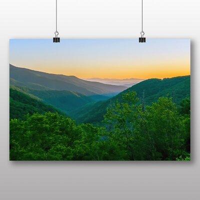 Big Box Art The Great Smoky Mountains USA No.2 Photographic Print