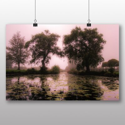 Big Box Art Sweden Landscape No.7 Photographic Print