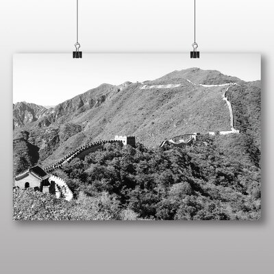 Big Box Art The Great Wall of China No.5 Photographic Print