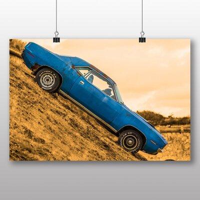 Big Box Art Vintage Classic Car No.5 Photographic Print