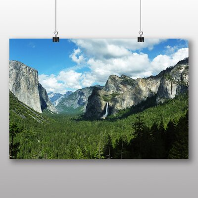 Big Box Art Yosemite National Park USA Photographic Print