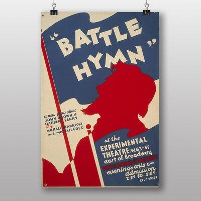 Big Box Art Battle Hymn Vintage Advertisement
