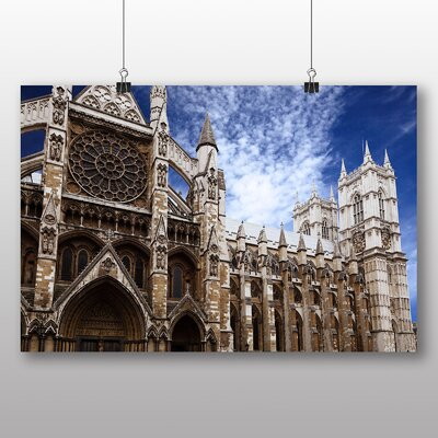 Big Box Art Westminster Abbey London Photographic Print