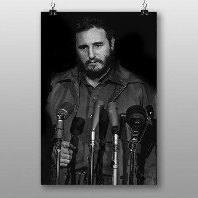 Big Box Art Fidel Castro No.1 Photographic Print