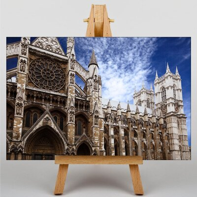 Big Box Art Westminster Abbey London Photographic Print on Canvas