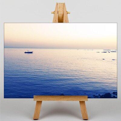 Big Box Art Senegal Atlantic Ocean Sea Photographic Print on Canvas